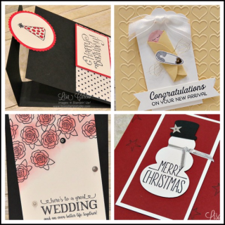 Better Together Card Collection, PDF tutorial, Lisa's Stamp Studio, www.lisasstampstudio.com