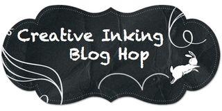 Creative Inking Blog Hop logo