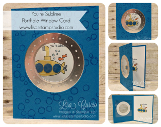 Week 122 Porthole Window collage WITH banner info