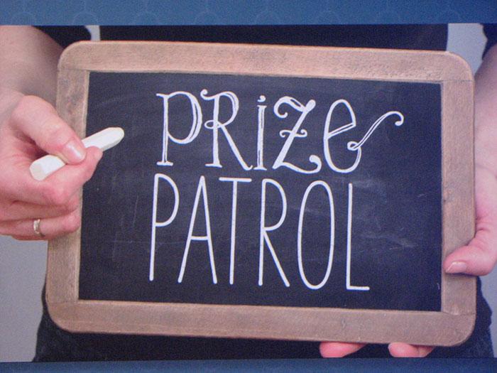"Live with Lisa"" Prize Patrol Winners! - Lisa's Stamp Studio"