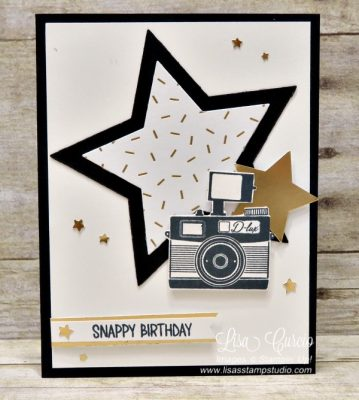 Pun Intended – Snappy Birthday