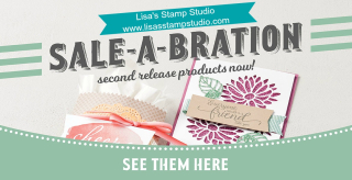 Sale-A-Bration's Second Release! - Lisa's Stamp Studio