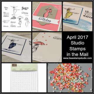 April 2017 Studio Stamps in the Mail, Autism Matters Blog Hop, Stampin' Up!, card, paper, craft, scrapbook, rubber stamp, hobby, how to, DIY, handmade, Live with Lisa, Lisa's Stamp Studio, Lisa Curcio, www.lisasstampstudio.com