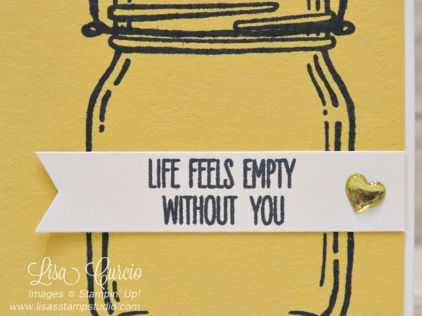 jar of love mini tri fold gate card lisa s stamp studio