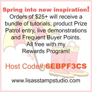 April Host Code