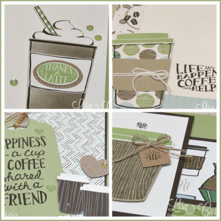 Coffee Cafe Card Collection $7