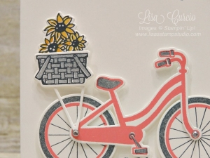 Take a Ride and deliver some thanks with the Bike Ride stamp set and coordinating framelits.