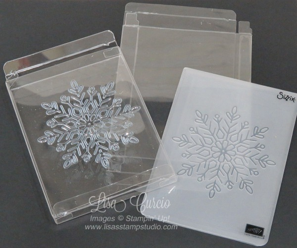 Quick Tip – Embossing on Acetate Card Boxes