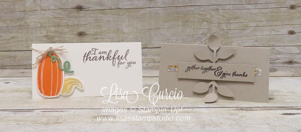 Spotlight with Lisa & Quick Crafting Tip – Holiday Place Cards