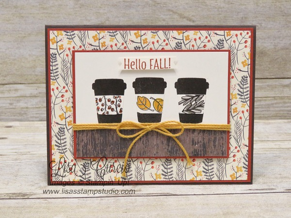 Hello Fall – Merry Cafe Tutorial