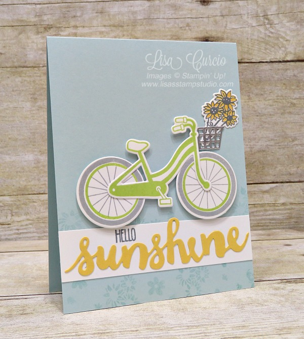 Sunshine Bike Ride & October Savings