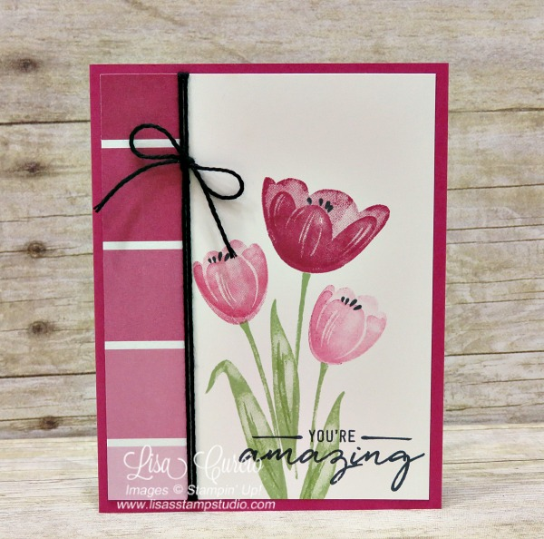 You're Amazing – Tranquil Tulips