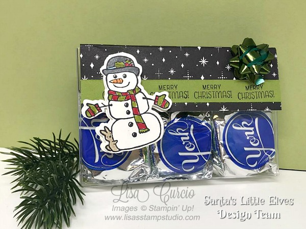 Seasonal Chum Candy Box Tutorial