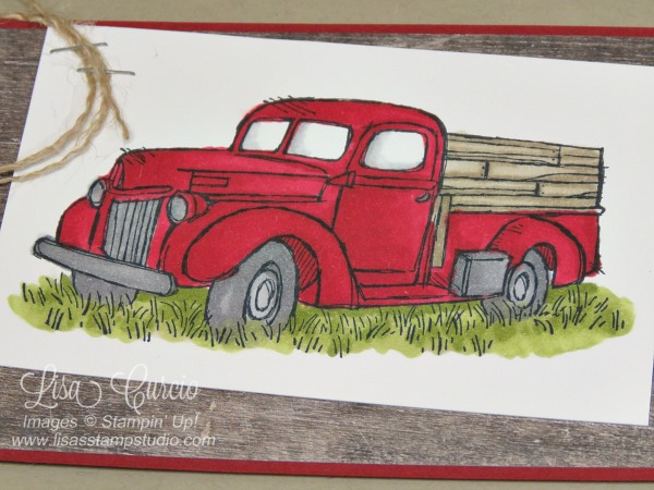 Bring a little farmhouse to your home with the Country Livin' stamp set and Stampin' Blends. Stampin' Up!