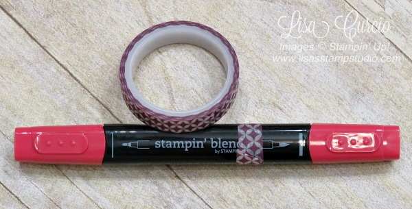 Quick Crafting Tip – How to Quickly Identify the Tips on Stampin' Blends