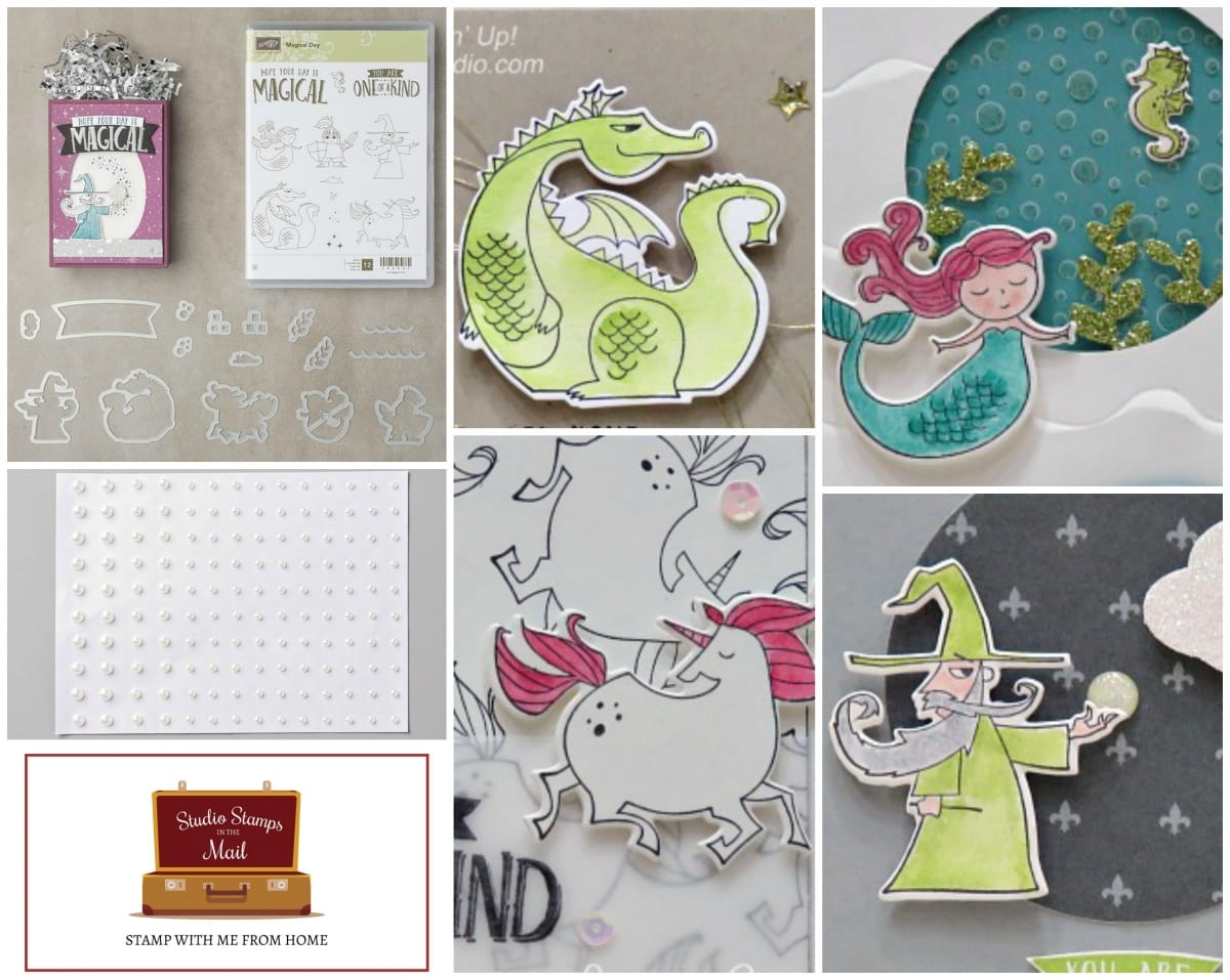 Final Day – Studio Stamps in the Mail