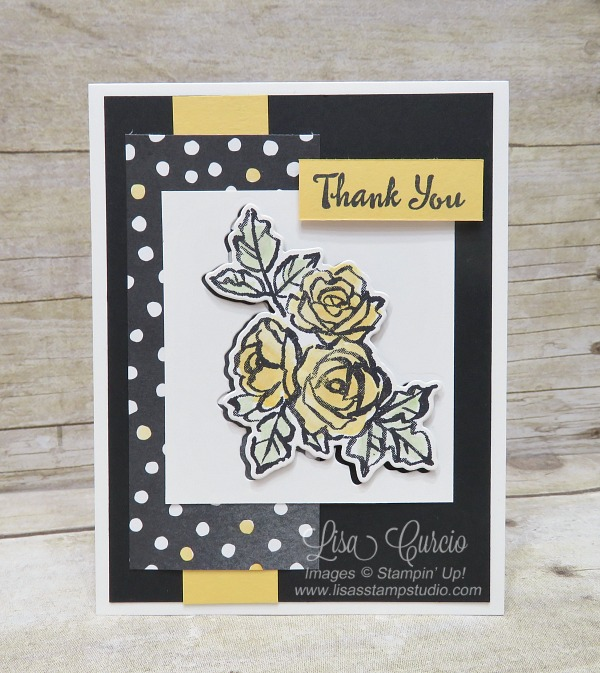 Spotlight with Lisa Recap – Petal Palette Offset Image Card