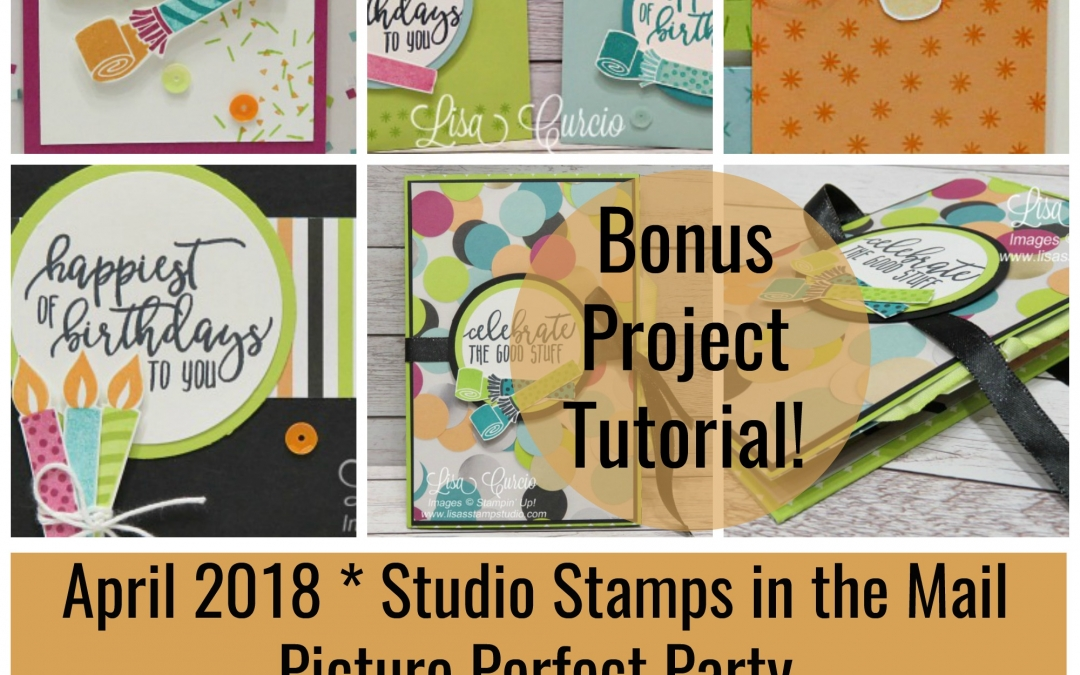 Last Call – April Studio Stamps in the Mail