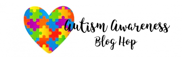 Autism Awareness Blog Hop April 2018. Stampin' Up!