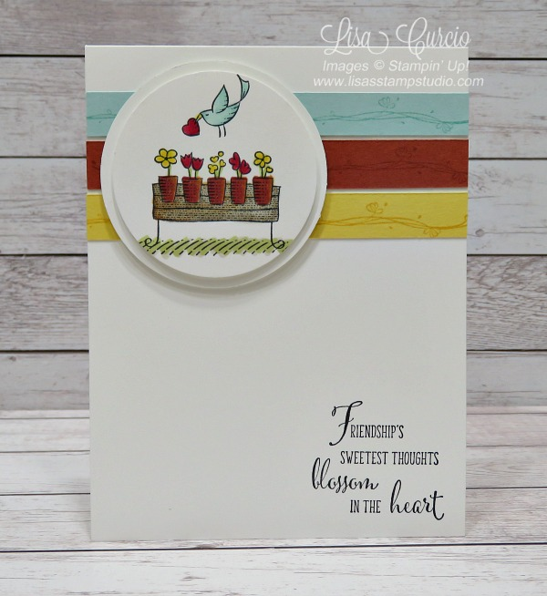My Top 3 Favorite Stampin' Up! Products & Giveaway