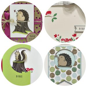 Hedgehugs Card Collection $6