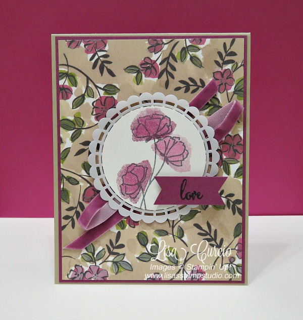 "Love What You Do ""Love"" Card Tutorial"