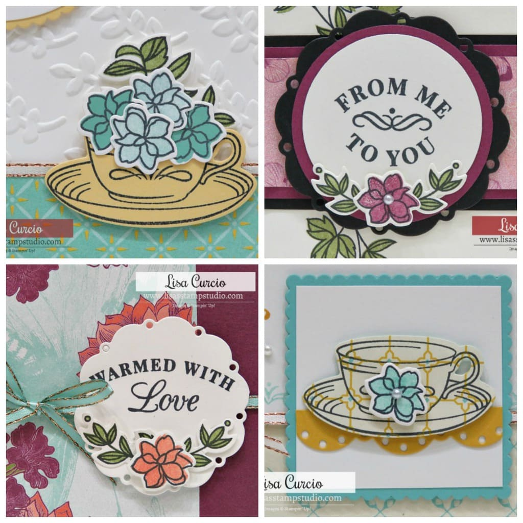 Time for Tea Card Collection $8