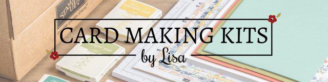 Card Making Kits by Lisa - free pre-cut supplies to make 8 cards. Lisa's Card Making Kits by Lisa - free pre-cut supplies to make 8 cards. Lisa's Stamp Studio