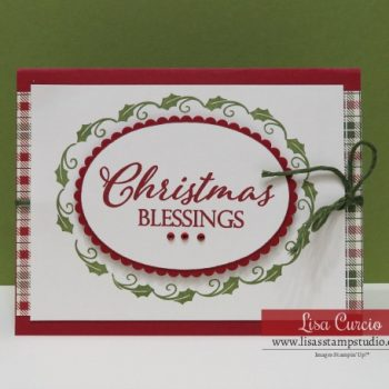 Christmas Card: Quick and Easy