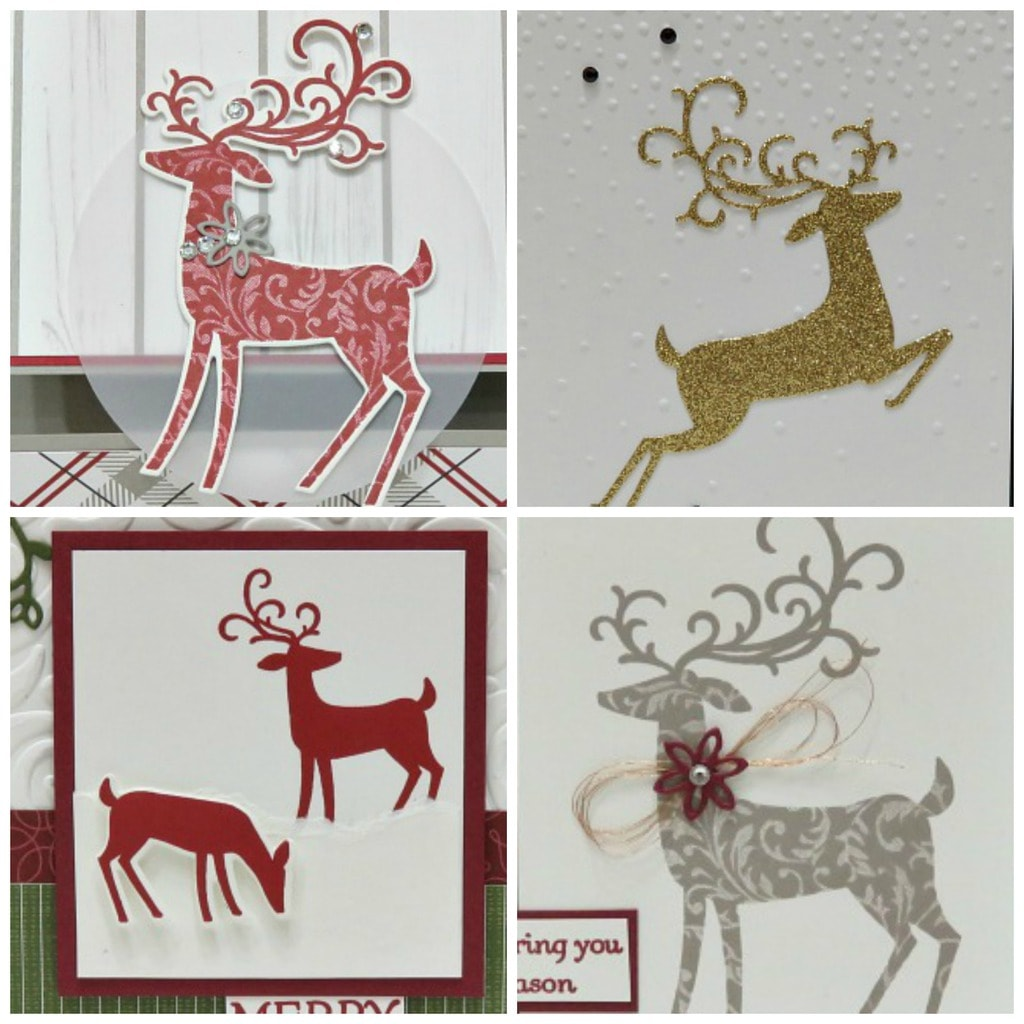 Dashing Deer Card Collection $7