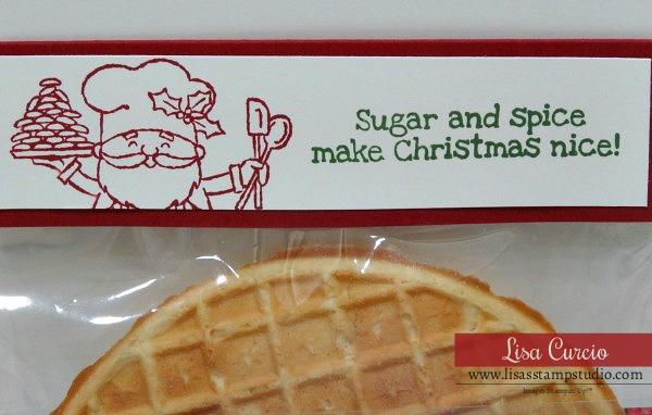2 Christmas Party Favor Ideas
