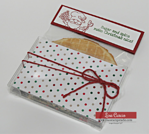 2 Christmas Party Favor Ideas
