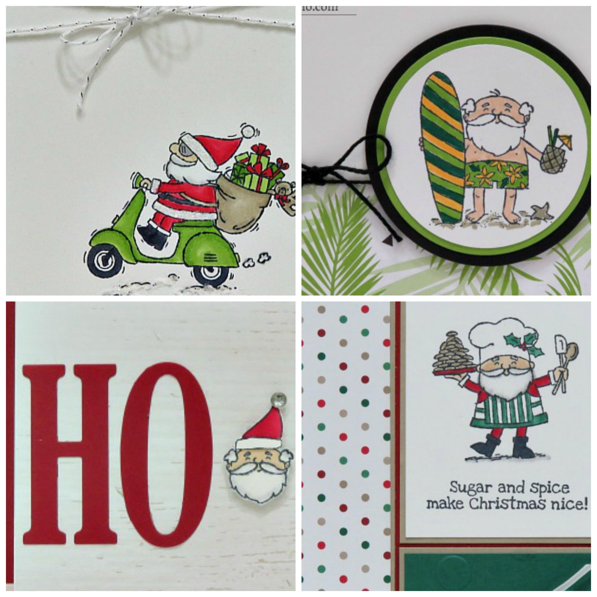 So Santa Card Collection $7