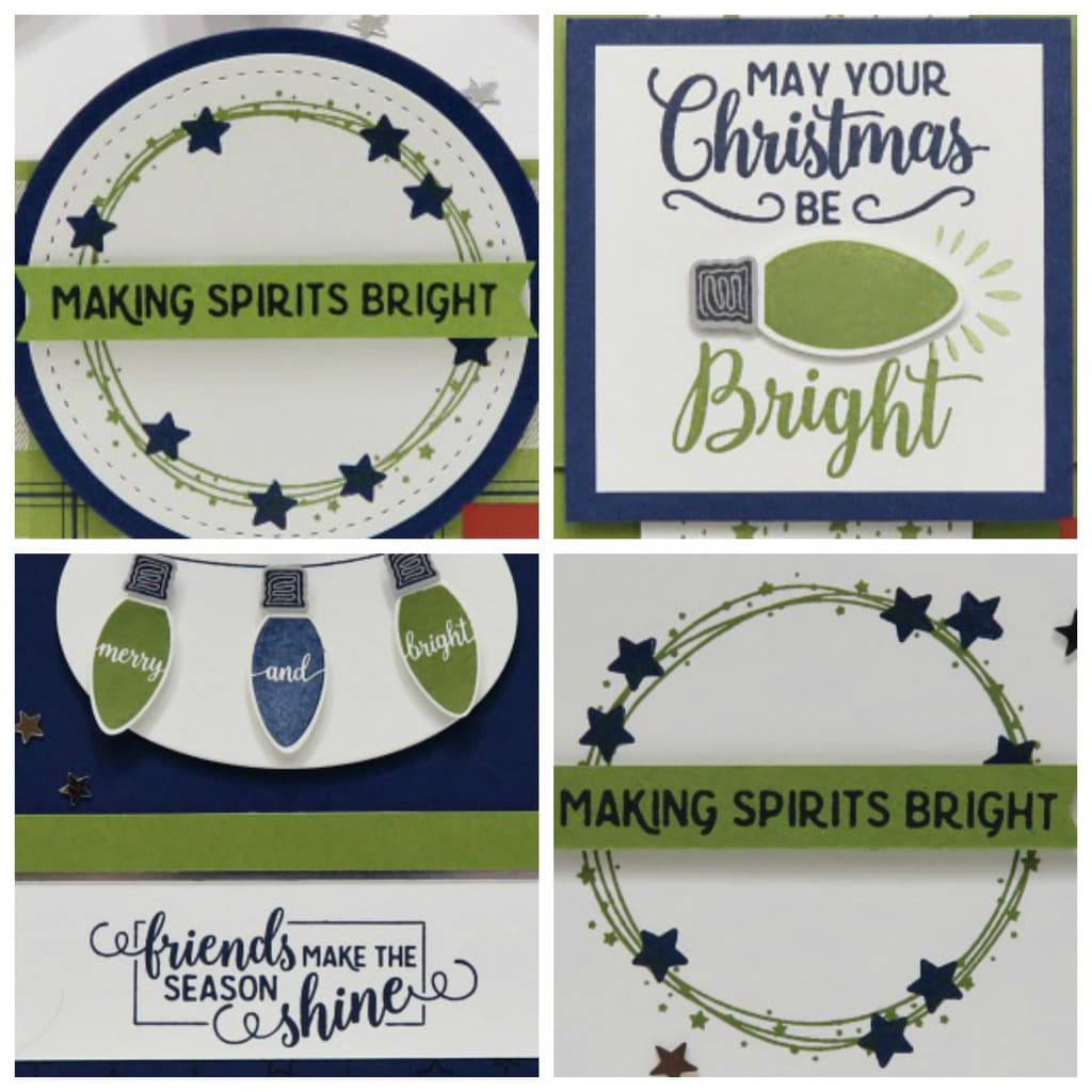 Making Christmas Bright Holiday Collection $6