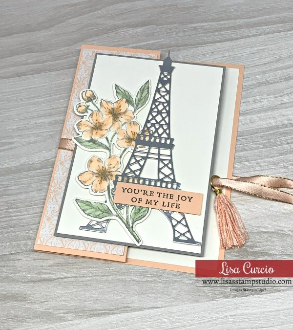 A Gorgeous Fun Fold Card That Will Change Your Life