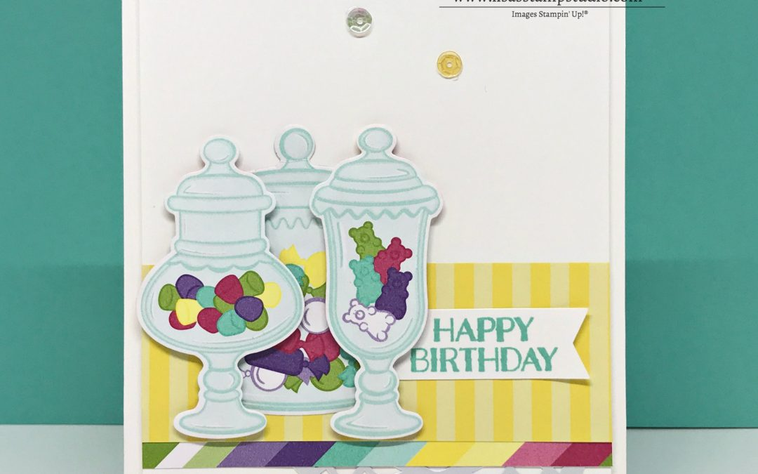Zero Calories Makes the Sweetest Thing Greeting Card