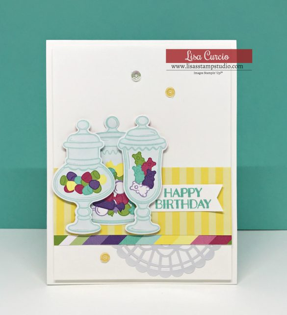 Zero Calories Makes the Sweetest Thing Greeting Card-Close-Up