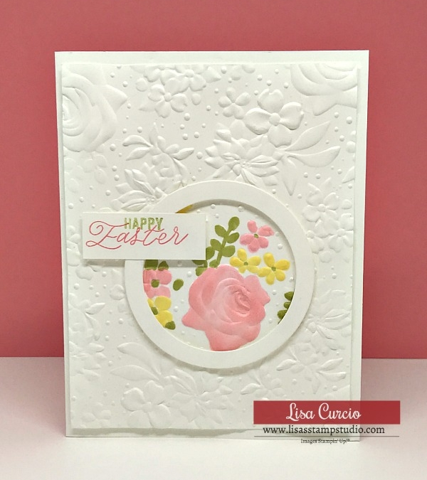 How to Make a Beautiful Easter Card