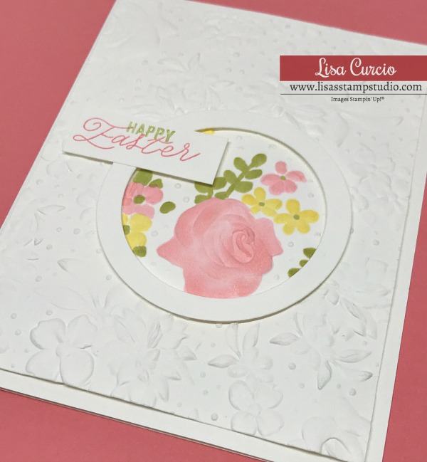 Happy-Easter-Card-Made-with-Stampin-Up-Country-Floral-Pink-and-Yellow-Flowers