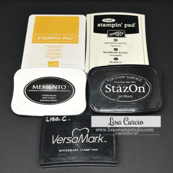 Confused About Which Ink to Use on Paper Craft Projects?
