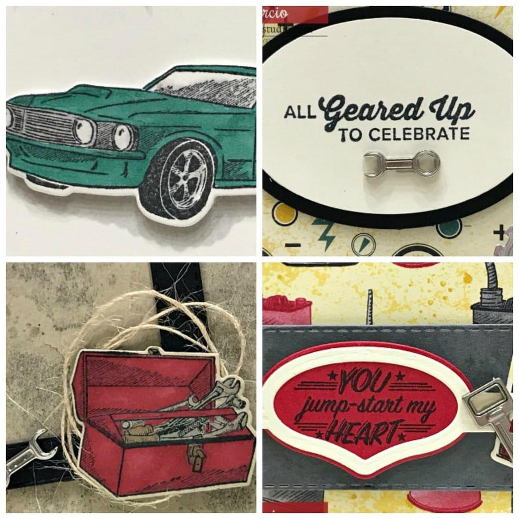 Geared Up Garage $5