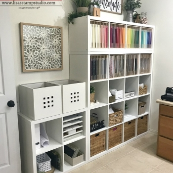 3 Reasons I Love my New Craft Room   Video Tour