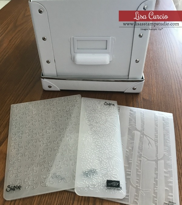 Storage Solutions for Embossing Folders and More!