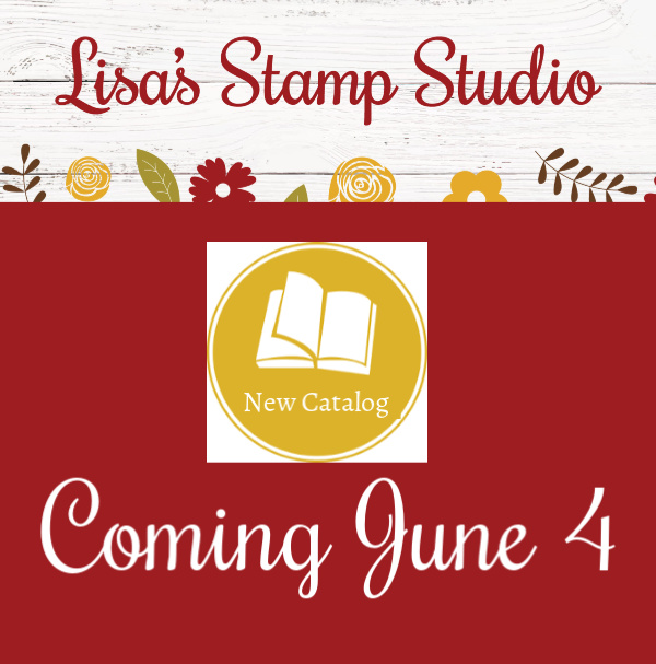 Want the new 2019-2020 Stampin' Up! Catalog? Place any $50 product order by April 30!