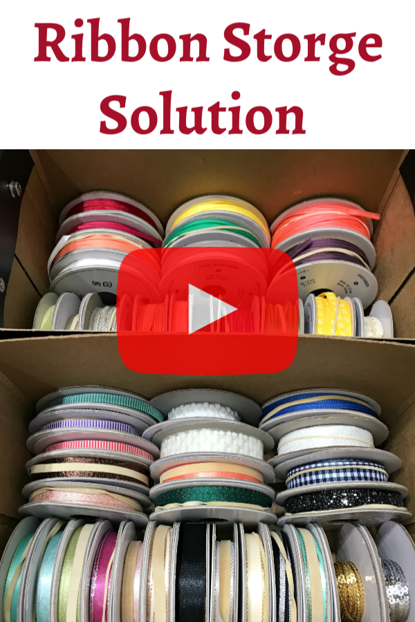 You'll-want-this-ribbon-storage-solution-video