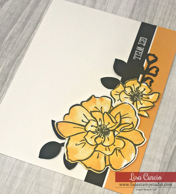 Get-Well-Card-With-Yellow-Flower-You-Can-Make-In-10-Minutes
