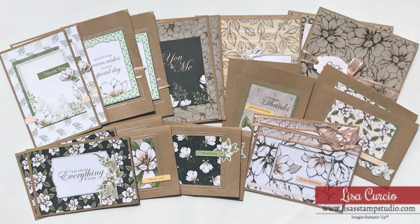 How to Make 20+ Greeting Cards Super Fast