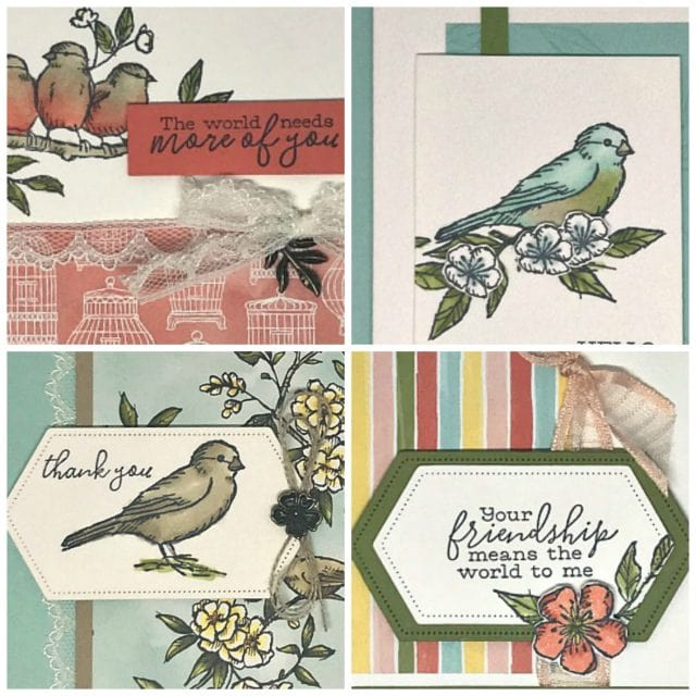 Card-Making-Kits-by-Lisa-July 2019-Stampin-Up-Free-As-A-Bird