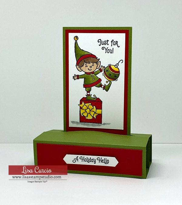 Christmas Fun Fold Card Everyone Will Want to Know How to Make