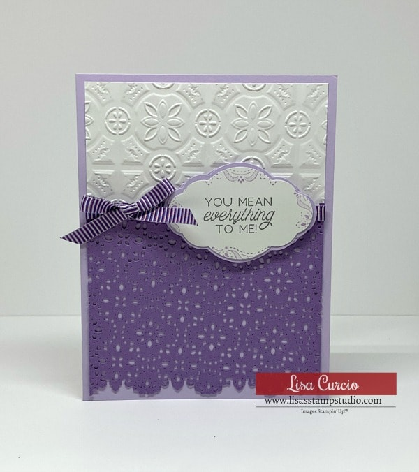 Paper-Punch-for-Layered-Greetings-on-Purple-Handmade-Card